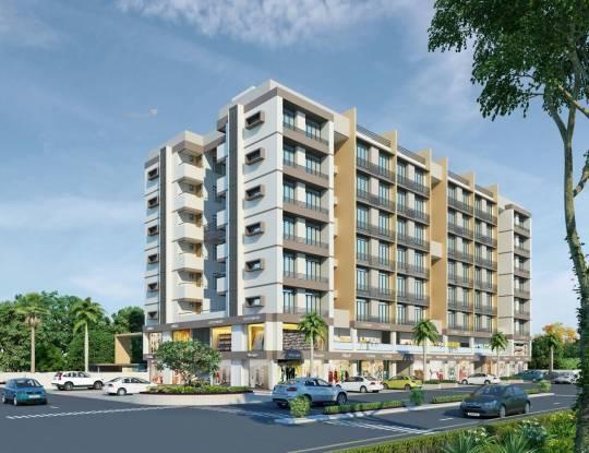1188 sqft, 2 bhk Apartment in Builder panchamrut appartment Palasana Road, Gandhinagar at Rs. 19.4040 Lacs