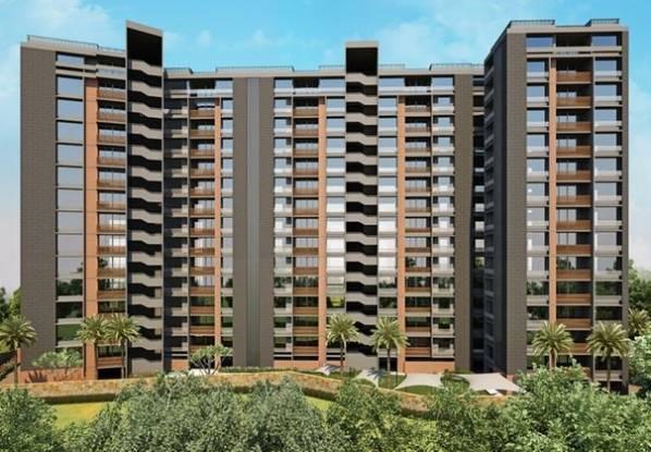 2229 sqft, 3 bhk Apartment in Zodiac Aarish Jodhpur Village, Ahmedabad at Rs. 1.3374 Cr