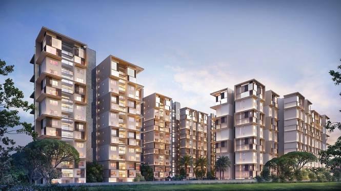1171 sqft, 2 bhk Apartment in Mahaveer Celesse Yelahanka, Bangalore at Rs. 69.0000 Lacs