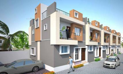 1240 sqft, 3 bhk Villa in Annai Ahalyaa Medavakkam, Chennai at Rs. 75.0000 Lacs