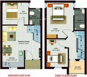 810 sqft, 3 bhk Villa in Annai Aaradhana 2 Maraimalai Nagar, Chennai at Rs. 30.0000 Lacs