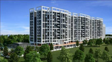 940 sqft, 2 bhk Apartment in Pristine Prolife III Wakad, Pune at Rs. 67.0000 Lacs