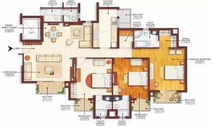 2485 sqft, 3 bhk Apartment in M2K Victoria Gardens Model Town, Delhi at Rs. 3.4000 Cr