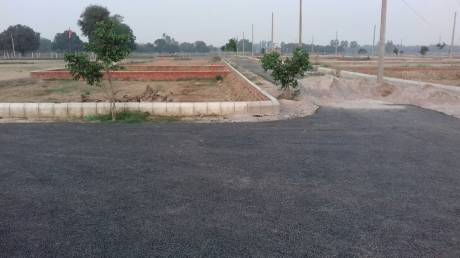 1000 sqft, Plot in Builder Aasra Enclave Kanpur Lucknow Road, Lucknow at Rs. 10.0000 Lacs