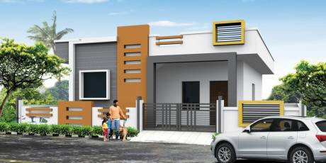 1325 sqft, 2 bhk IndependentHouse in Builder Project Kanchikacherla, Vijayawada at Rs. 28.0000 Lacs