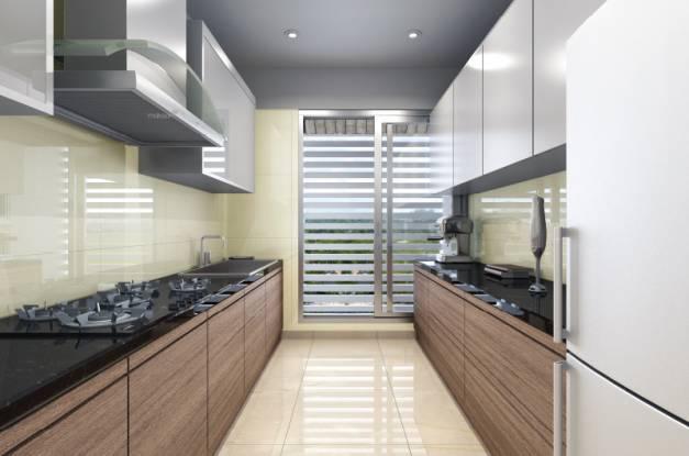 751 sqft, 2 bhk Apartment in Poonam Park View Phase I Virar, Mumbai at Rs. 46.0000 Lacs
