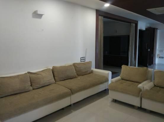 4000 sqft, 4 bhk Apartment in Dhara Kasturi III Thaltej, Ahmedabad at Rs. 85000