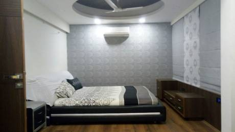 3400 sqft, 4 bhk Apartment in Goyal Riviera Elegance Prahlad Nagar, Ahmedabad at Rs. 70000