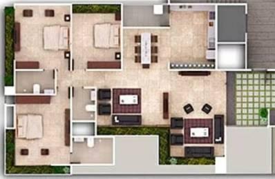 2394 sqft, 3 bhk Apartment in Ganesh Maple Tree Memnagar, Ahmedabad at Rs. 1.5000 Cr