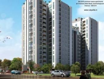 1330 sqft, 3 bhk Apartment in Builder Ultra Luxury Apartment in East Tambaram East Tambaram, Chennai at Rs. 77.1400 Lacs