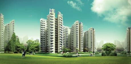 2350 sqft, 4 bhk Apartment in CHD Avenue 71 Sector 71, Gurgaon at Rs. 1.5000 Cr