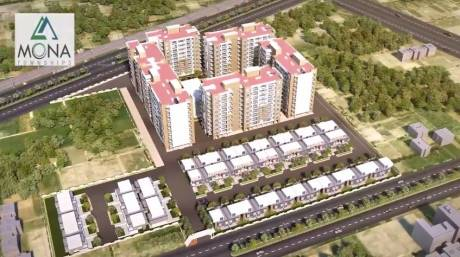 1502 sqft, 3 bhk Apartment in Mona City Sector 115 Mohali, Mohali at Rs. 35.0000 Lacs