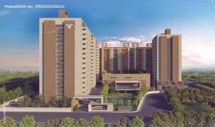 900 sqft, 2 bhk Apartment in Rama Fusion Towers Phase I Hinjewadi, Pune at Rs. 47.0000 Lacs