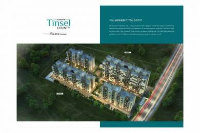 832 sqft, 2 bhk Apartment in Kohinoor Tinsel County Phase I Hinjewadi, Pune at Rs. 47.3056 Lacs