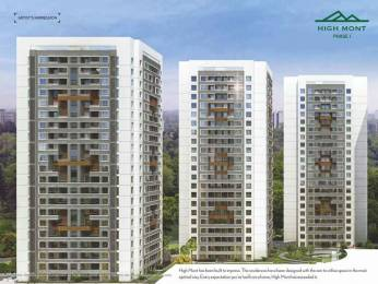 1012 sqft, 2 bhk Apartment in Mittal Pebbles High Mont Phase 1 Hinjewadi, Pune at Rs. 68.5000 Lacs