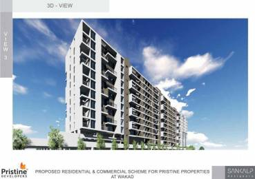 1357 sqft, 3 bhk Apartment in Pristine Pronext Wakad, Pune at Rs. 1.0045 Cr