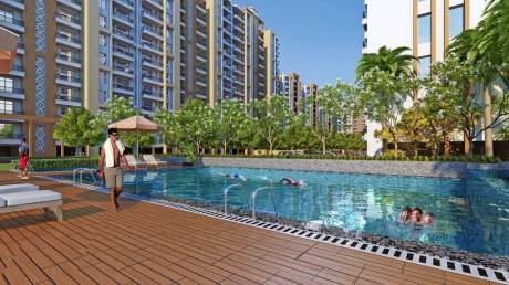 720 sqft, 1 bhk Apartment in Builder Navyug Smart Mini City Bamrauli, Allahabad at Rs. 16.0000 Lacs
