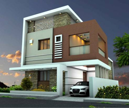 1100 sqft, 2 bhk IndependentHouse in Builder ramana gardenz Marani mainroad, Madurai at Rs. 45.8260 Lacs