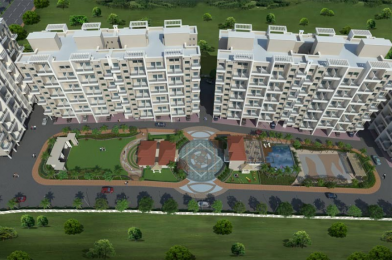945 sqft, 2 bhk Apartment in Parmar Rio Vista Talegaon Dabhade, Pune at Rs. 33.5000 Lacs