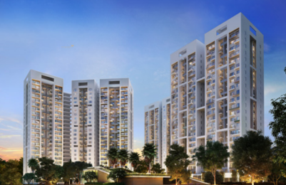 1582 sqft, 3 bhk Apartment in Godrej Infinity Mundhwa, Pune at Rs. 96.0000 Lacs