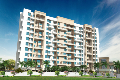 646 sqft, 1 bhk Apartment in NG Blossom Wagholi, Pune at Rs. 25.7605 Lacs