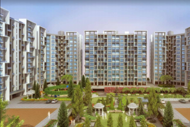 913 sqft, 2 bhk Apartment in Guardian Eastern Meadows Kharadi, Pune at Rs. 63.0000 Lacs