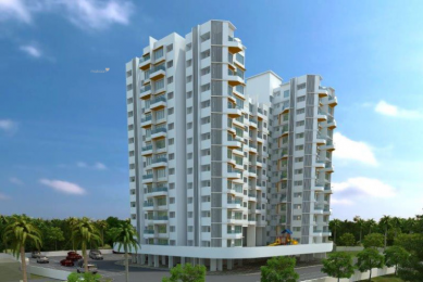 582 sqft, 1 bhk Apartment in Ajmera Exotica Wagholi, Pune at Rs. 36.0000 Lacs