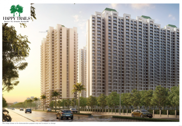 1385 sqft, 3 bhk Apartment in Builder ATS Happy Trails Noida Extn, Noida at Rs. 57.5725 Lacs