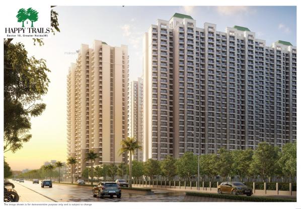 1385 sqft, 3 bhk Apartment in Builder ATS Happy Trails Noida Extn, Noida at Rs. 57.5725 Lacs