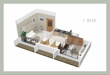 488 sqft, 1 bhk Apartment in Builder Project Taloja, Mumbai at Rs. 14.6400 Lacs