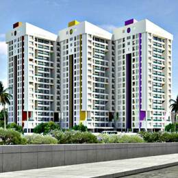 1539 sqft, 3 bhk Apartment in Jangid Galaxy Thane West, Mumbai at Rs. 1.3091 Cr