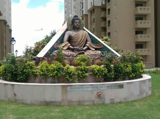 835 sqft, 2 bhk Apartment in Builder Erose Sampoornam Sector 2, Greater Noida at Rs. 29.0000 Lacs