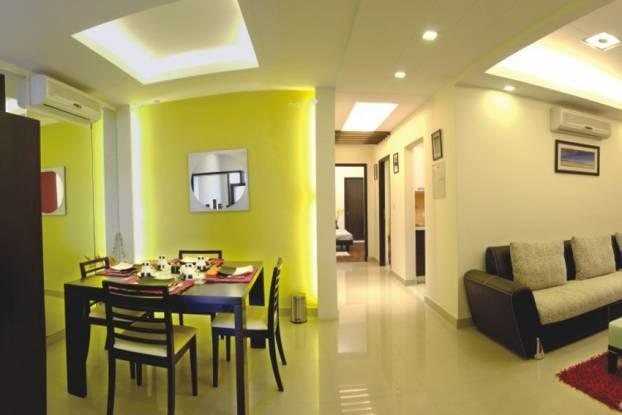 955 sqft, 2 bhk Apartment in Sahara City Homes Bhicholi Mardana, Indore at Rs. 7500