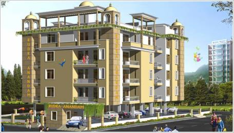 1232 sqft, 2 bhk Apartment in Vande Rudra Anandam Dholai, Jaipur at Rs. 40.0000 Lacs