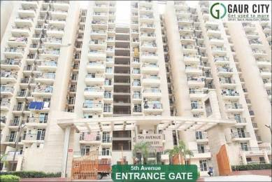 1020 sqft, 2 bhk Apartment in Builder Gaur City 5th Avenue Sector 4 Noida Extension, Greater Noida at Rs. 8500
