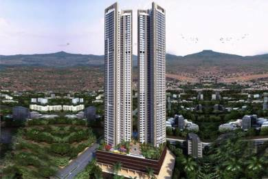 1650 sqft, 3 bhk Apartment in Builder Grandeur Tower Borivali East, Mumbai at Rs. 46500