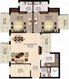 1435 sqft, 2 bhk Apartment in Imperia Esfera Sector 37C, Gurgaon at Rs. 76.0000 Lacs