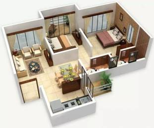 900 sqft, 2 bhk Apartment in Imperia 37th Avenue Sector 37C, Gurgaon at Rs. 27.0000 Lacs