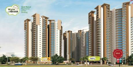 1023 sqft, 2 bhk Apartment in Builder Town Park Builcon White Orchid Sector 16C Noida Extension Noida Extn, Noida at Rs. 35.8000 Lacs