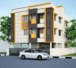 1116 sqft, 2 bhk Apartment in Builder Mitha homes Raja Colony, Trichy at Rs. 62.4960 Lacs