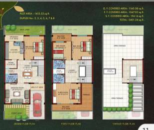 2400 sqft, 4 bhk Villa in Builder Shanti kunj appartment and villas Shivpur, Varanasi at Rs. 1.1500 Cr