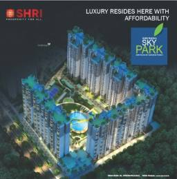 599 sqft, 1 bhk Apartment in Shri Shri Radha Sky Park Sector 16B Noida Extension, Greater Noida at Rs. 17.6000 Lacs