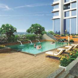 885 sqft, 2 bhk Apartment in Romell Aether Goregaon East, Mumbai at Rs. 1.9400 Cr