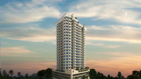 853 sqft, 2 bhk Apartment in Keemaya Vedic Heights Kandivali East, Mumbai at Rs. 95.0000 Lacs