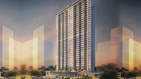 742 sqft, 1 bhk Apartment in Ashar Edge Wing A Phase II Thane West, Mumbai at Rs. 75.0000 Lacs