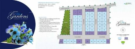 1200 sqft, Plot in Builder Skytown Blue Gardens Navanagar, Hubli Dharwad at Rs. 8.3880 Lacs