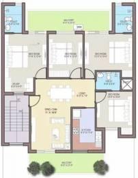2700 sqft, 4 bhk Apartment in BPTP Park Elite Floors Sector 85, Faridabad at Rs. 11000