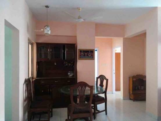 1107 sqft, 2 bhk Apartment in Ambuja Utsa The Condoville New Town, Kolkata at Rs. 25000