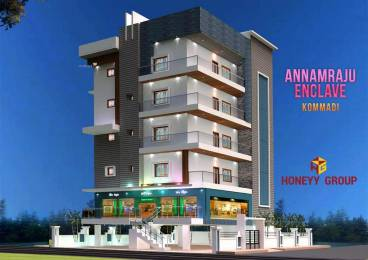 2200 sqft, 3 bhk Apartment in Builder Annamraju enclave Kommadi Road, Visakhapatnam at Rs. 73.0000 Lacs