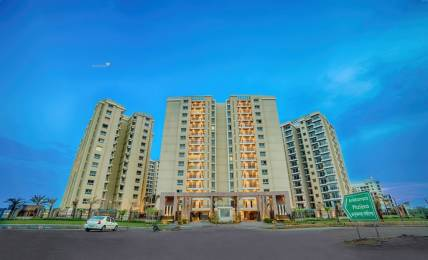 1201 sqft, 2 bhk Apartment in Anukampa Platina Sanganer, Jaipur at Rs. 12500